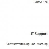 Cover - SUMA 17B IT Support Software Verteilung und Wartung